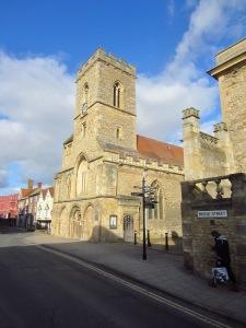 St Nicholas Church, Abingdon