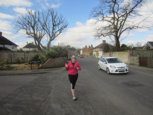 Through Wolvercote